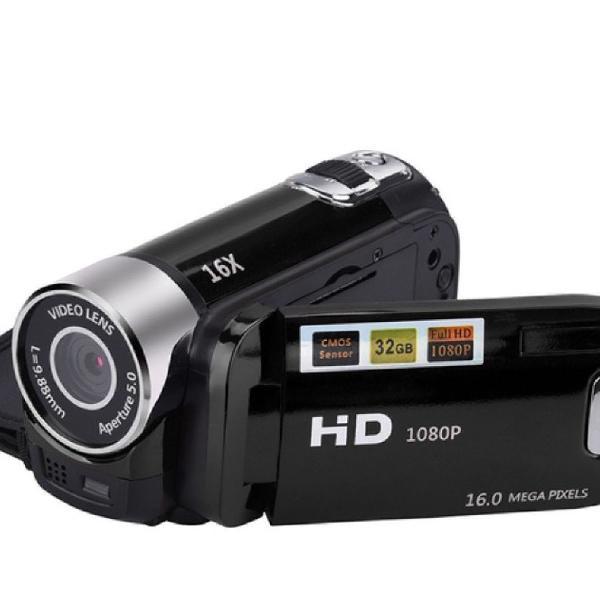 Filmadora digital 1080p 16mpx