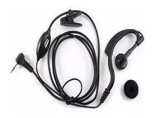 Fone radio comunicador talkabout motorola ms cobra 1 pino p1