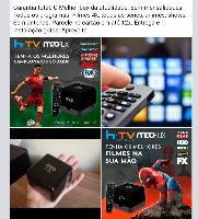 Htv tvbox 4k ultra hd sem mensalidades todos os canais
