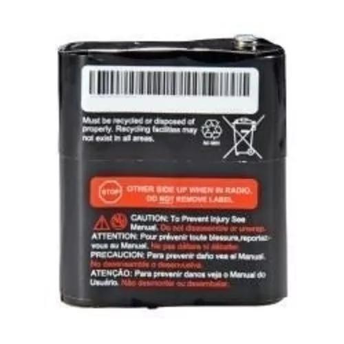 Kit c/ 4 bateria walk talk kebt-071-d talkabout motorola