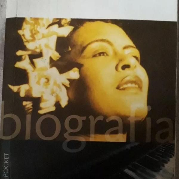 Livro biografia de billie holiday - sylvia fol