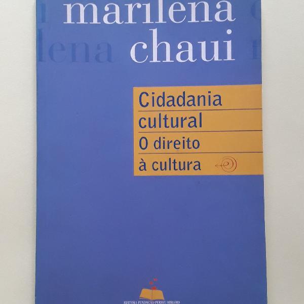 Livro: cidadania cultural - o livro: cidadania cultural - o