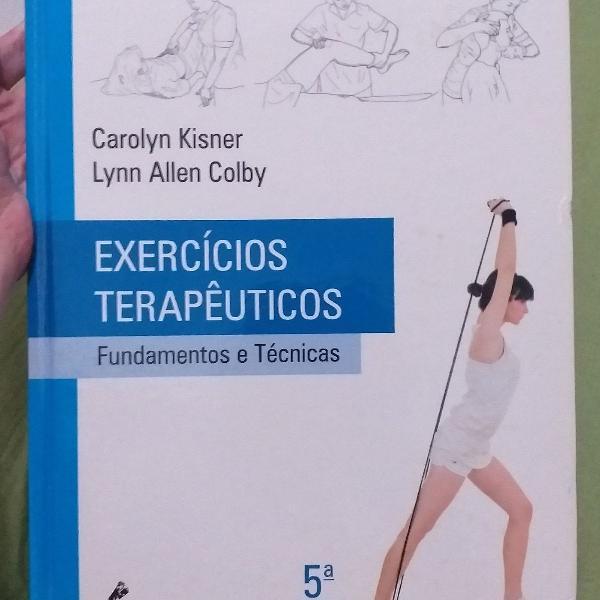 Livro exercícios terapêuticos