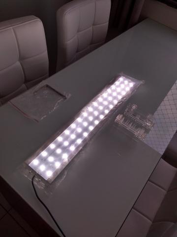 Luminária led para aquário