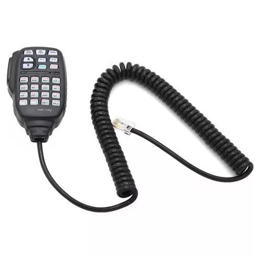 Microfone ptt icom ic- 2200h ic-v8000 na caixa ler anuncio