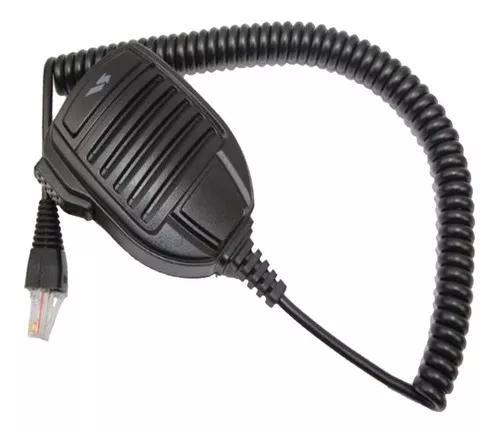 Microfone ptt mão radio vertex mh-67a8j vx-2200 vx-2100