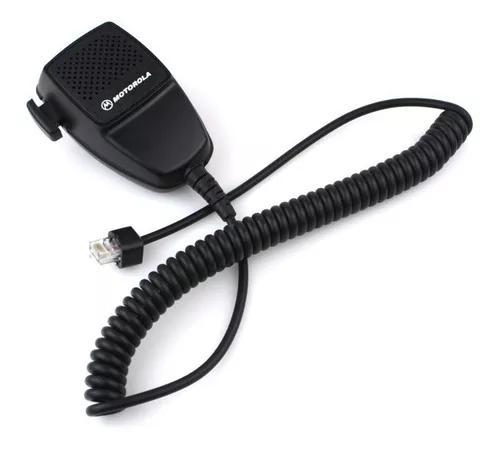 Microfone ptt para motorola base pro5100 gm300