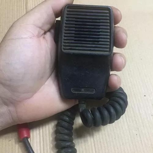 Microfone ptt para radio amador antigo no estado
