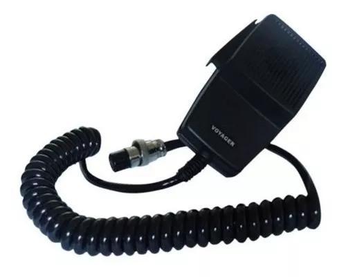 Microfone ptt px original de 4 pinos voyager cobra megastar