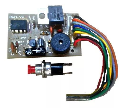 Placa de bip bep beep-roger bip-65 bip,s digitais p/ px/hf