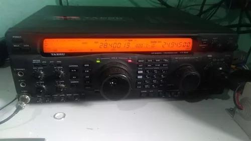 Radio amador ft 920 yaesu promoção