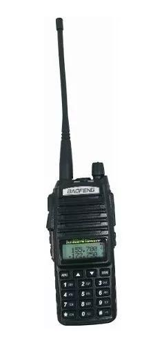 Radio comunicador walkie talkie uv-82 dual band promoção.