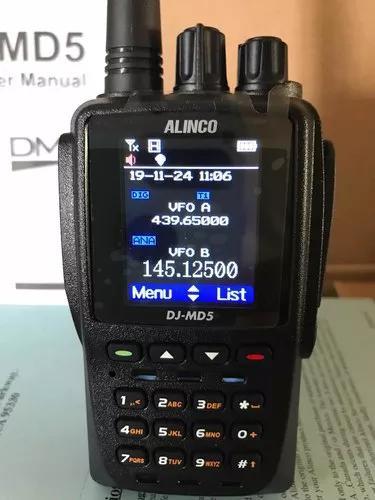 Radio dual band alinco