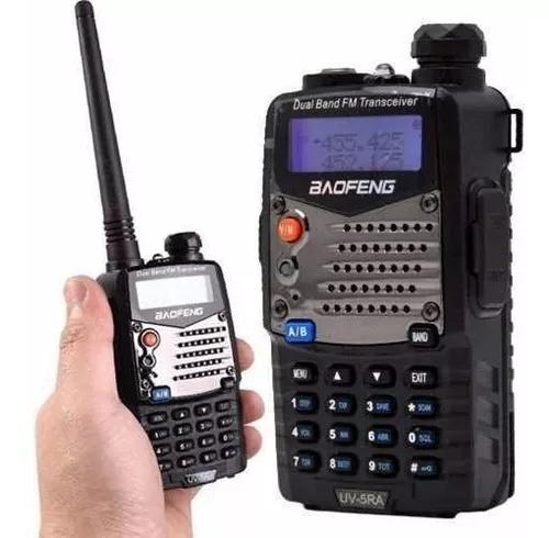Radio ht baofeng dual band uv-5ra