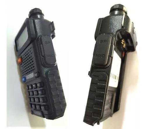 Radio ht baofeng uv-5r somente aparelho reposição peças