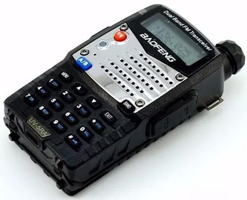 Radio ht baofeng uv-5ra somente aparelho reposicao de peças