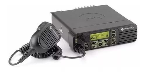Radio motorola dgm6100+ vhf 45w digital e analógico na
