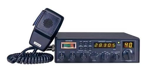 Radio px amador voyager vr9000 mkii garantia nf vr-9000mk2