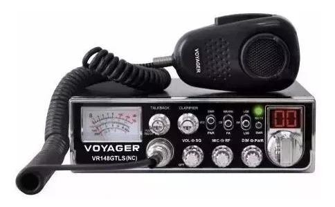 Radio px voyager vr-148gtl nc usb +cabo rg 58