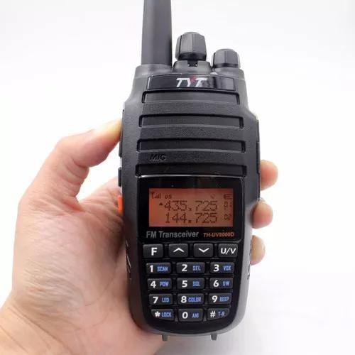 Radio tyt dual band vhf e uhf 10 watts cross-band -repter