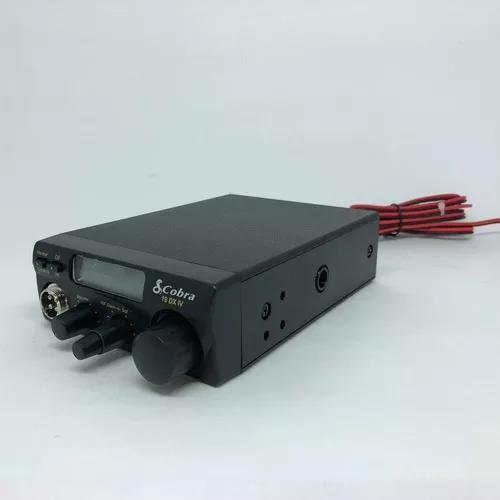 Rádio amador px cobra 19dx iv 40 canais am - envio