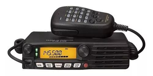 Rádio amador px yaesu ftm-3100r - vhf 655w original novo