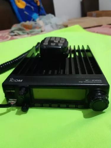 Rádio amador vhf ic2100