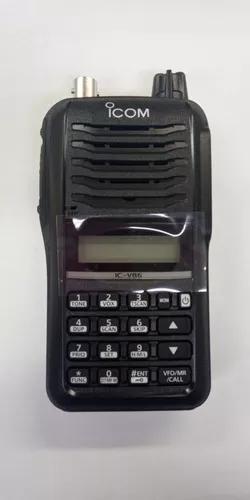 Rádio icom ic-v86 (7w - lithium)