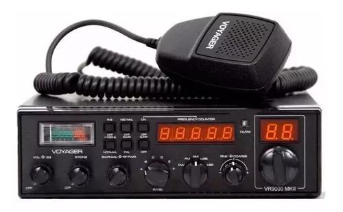 Rádio px voyager vr 9000 mk ii