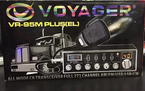 Rádio voyager vr 95