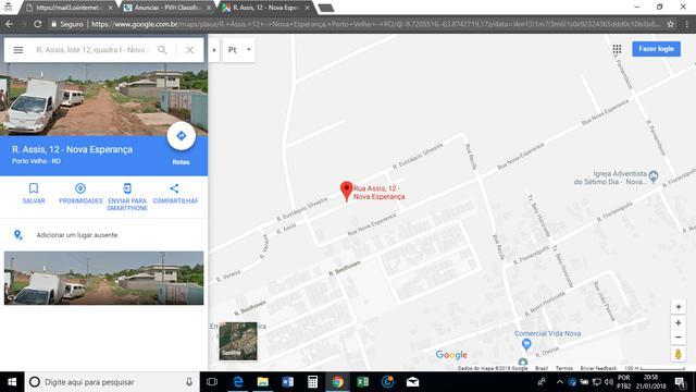 Terreno no Condominio Residencial Vitoria - Nova Esperança