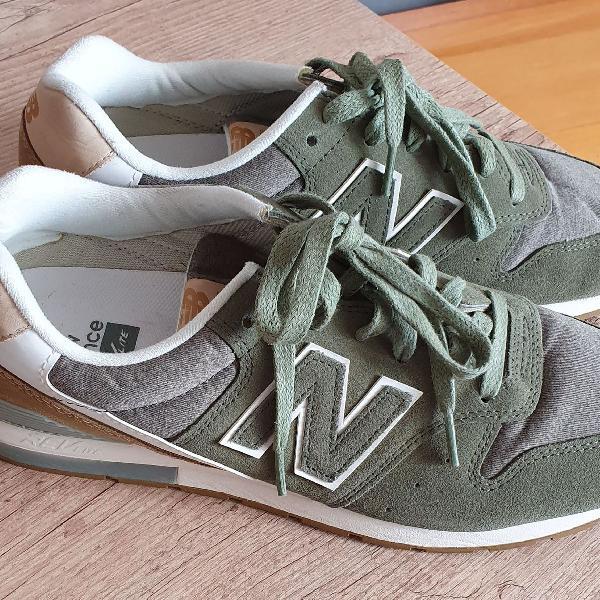 Tênis new balance 996 - nunca usado - 42
