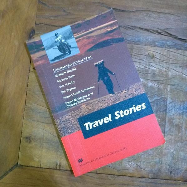 Travel stories livro em inglês