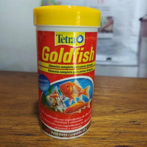 Vendo alimento pra peixes