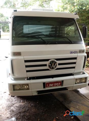 Caminhao vw volkswagen 13 150 ano 2001 motor mwm 4cc x10 tur 1