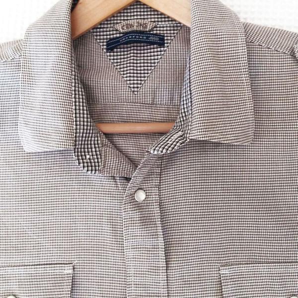 Camisa crawford tamanho 5 slim