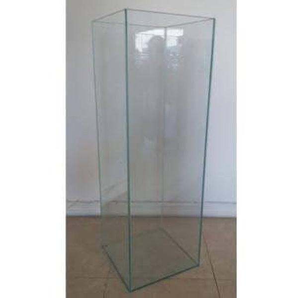 Coluna de vidro