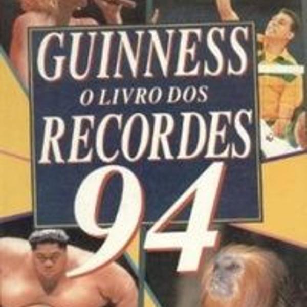 Guinness book 1994