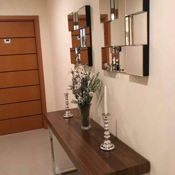 Kit 3 espelhos decorativos