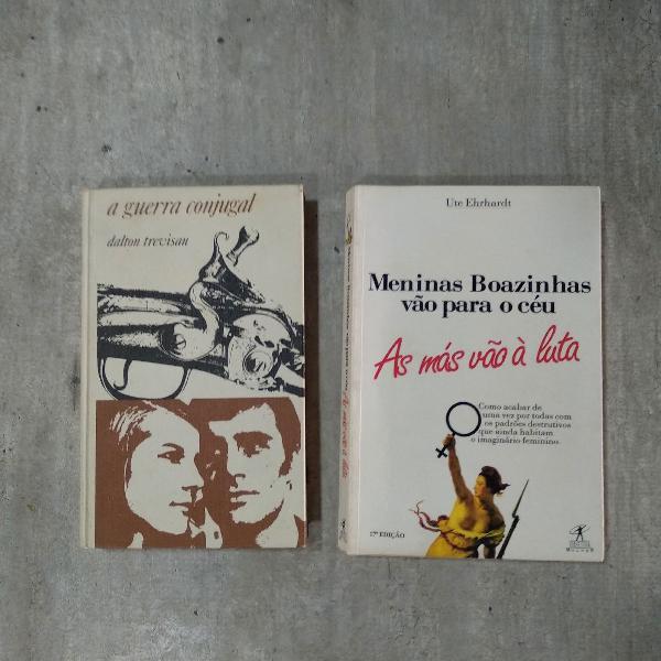 Kit dois livros