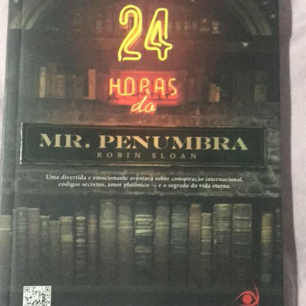 Livro a livraria 24 horas do mr penumbra