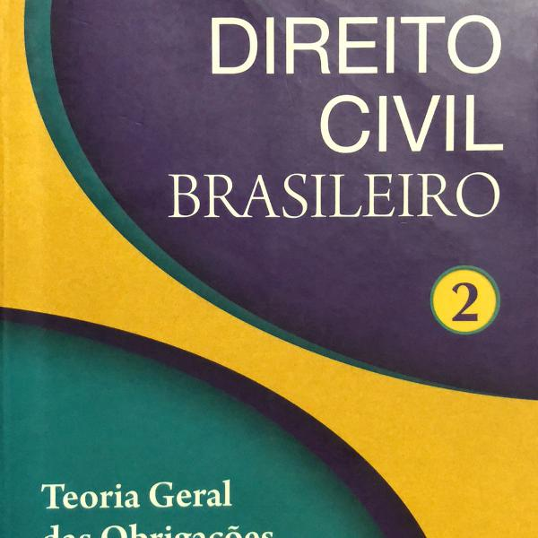 livro direito civil carlos roberto gonçalves