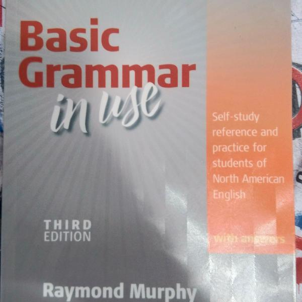 Livro para auto estudo de inglês nível básico