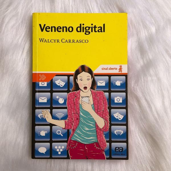 Livro veneno digital walcyr carrasco