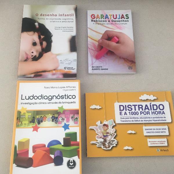 Livros de psicólogia