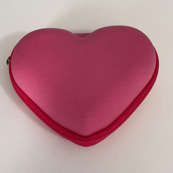 Porta objetos de coração!