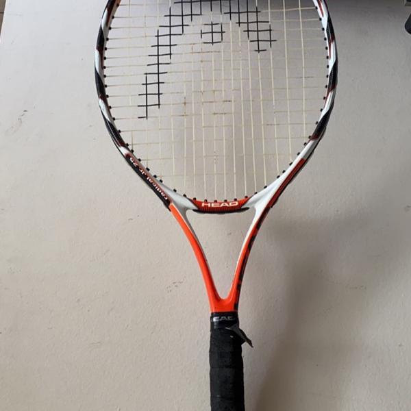 Raquete de tênis head p/ criança