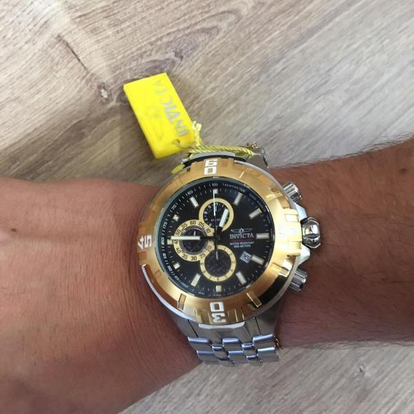Relógio original invicta modelo pro driver 12358