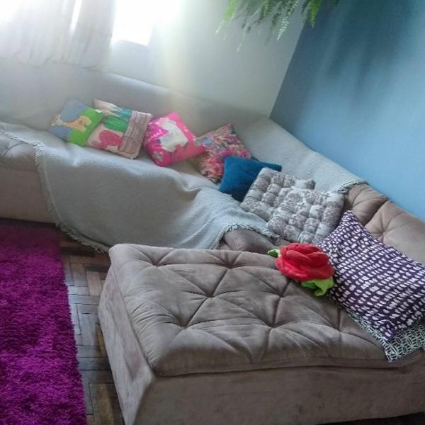 sofá modulado herval