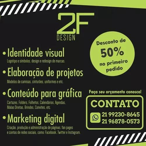 2f design - logos, artes para redes sociais e muito mais